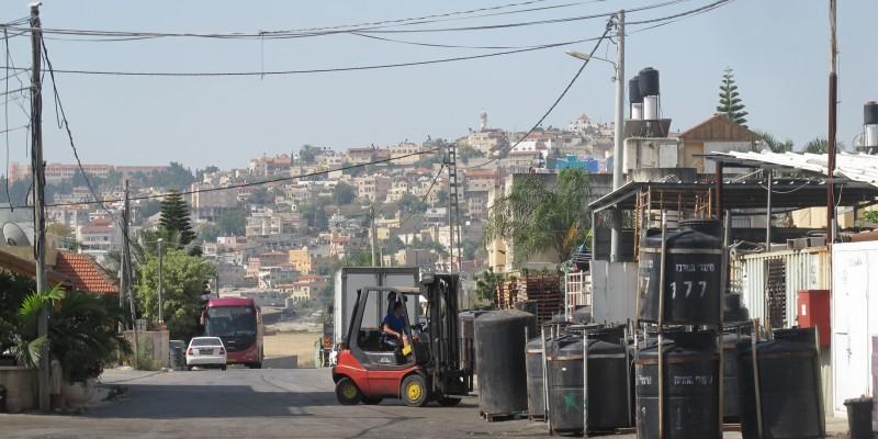 Umm al Fahm. Photo: LCUD