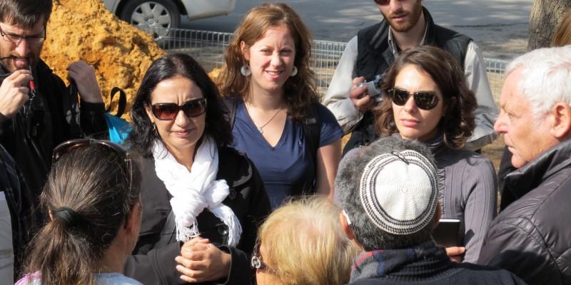 Kiryat Gat. Photo: LCUD