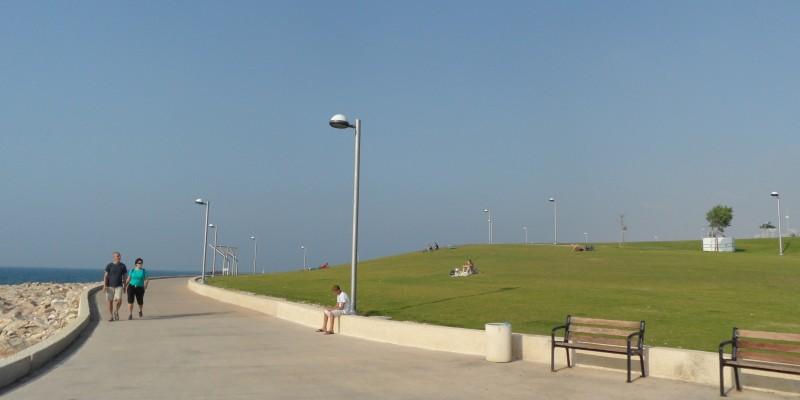 Jaffa Park. Photo: Tali Hatuka